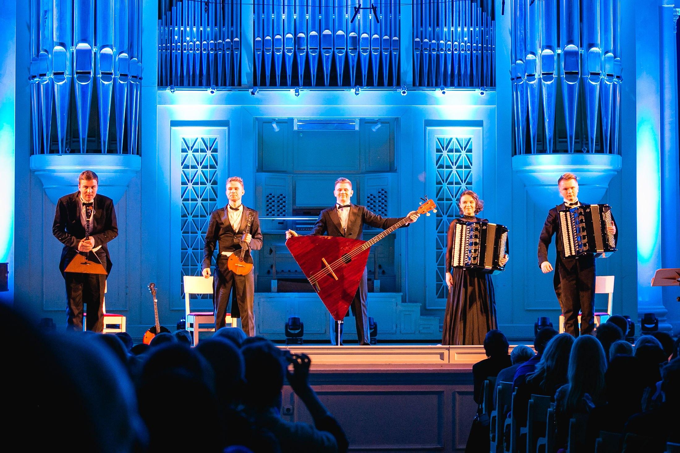организация концертов популярных исполнителей