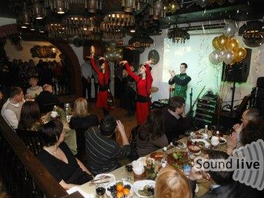Организация празднования юбилея ресторана Салхино